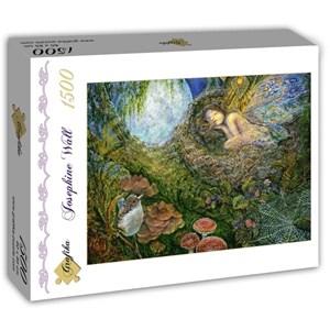 "Grafika (T-00534) - Josephine Wall: ""Fairy Nest"" - 1500 pièces"