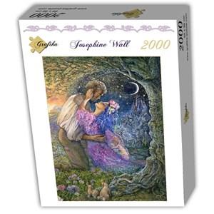 "Grafika (T-00541) - Josephine Wall: ""Love Between Dimensions"" - 2000 pièces"