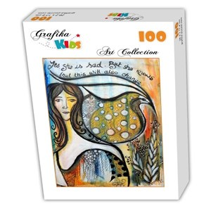 "Grafika Kids (02018) - ""This too shall pass"" - 100 pièces"