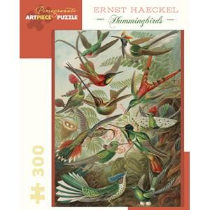 "Pomegranate (JK053) - Ernst Haeckel: ""Hummingbirds"" - 300 pièces"