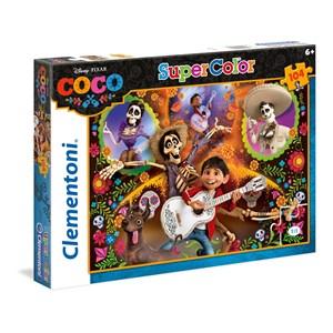 """Clementoni (27096) - """"Coco"""" - 104 pièces"""