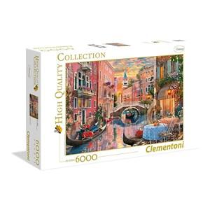 """Clementoni (36524) - """"Venise"""" - 6000 pièces"""