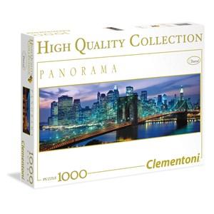 "Clementoni (39434) - ""New York"" - 1000 pièces"