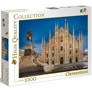 """Clementoni (39454) - """"Milan, Italie"""" - 1000 pièces"""