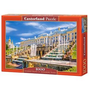 """Castorland (C-103102) - """"Peterhof Palace, St. Petersburg, Russia"""" - 1000 pièces"""