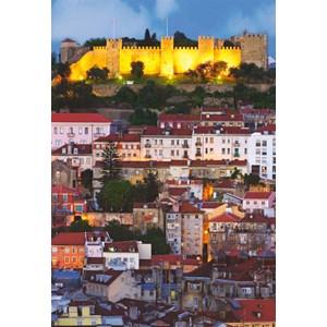 """Educa (14841) - """"Saint George Castle, Lisbon"""" - 500 pièces"""
