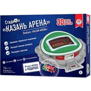 """IQ 3D Puzzle (16547) - """"Stadium Kazan Arena"""" - 116 pièces"""