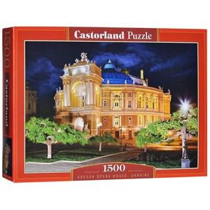 "Castorland (C-150649) - ""Odessa Opera Hours, Ukraine"" - 1500 pièces"