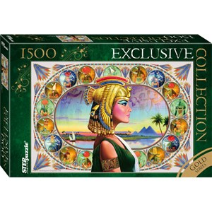 "Step Puzzle (83403) - ""Nefertiti"" - 1500 pièces"