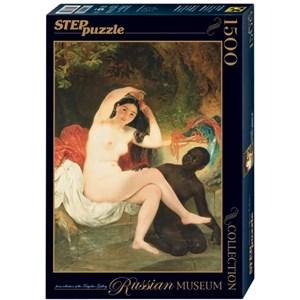 """Step Puzzle (83202) - Karl Brioullov: """"Virsavia"""" - 1500 pièces"""