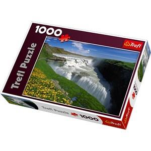 "Trefl (10314) - ""Golden Falls, Iceland"" - 1000 pièces"