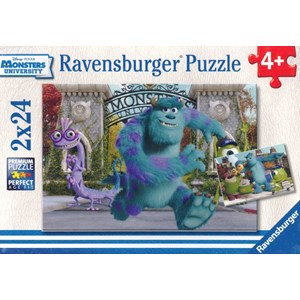 "Ravensburger (09051) - ""Monsters University"" - 24 pièces"