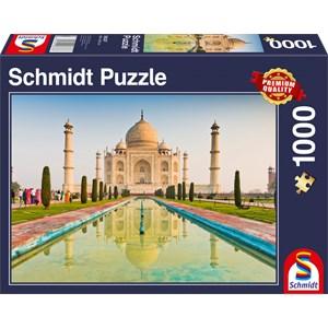 "Schmidt Spiele (58337) - ""Taj Mahal"" - 1000 pièces"
