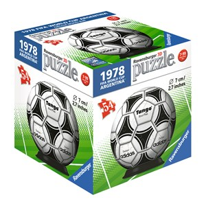 "Ravensburger (11937) - ""1978 Fifa World Cup"" - 54 pièces"