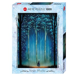 """Heye (29881) - Andy Kehoe: """"Forest Cathedral"""" - 1000 pièces"""