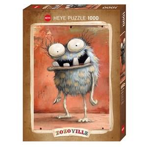 "Heye (29866) - Mateo Dineen: ""Monsta Hi!"" - 1000 pièces"