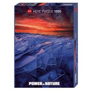 """Heye (29862) - Ryan Tischer: """"Ice Layers"""" - 1000 pièces"""