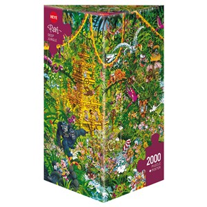 "Heye (29892) - Michael Ryba: ""Deep Jungle"" - 2000 pièces"