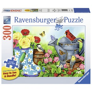 "Ravensburger (13223) - Jane Maday: ""Garden Traditions"" - 300 pièces"