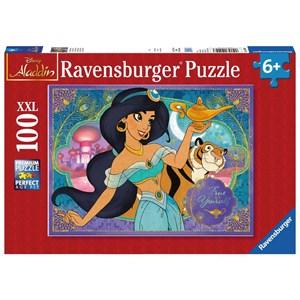 """Ravensburger (10409) - """"Princess Jasmine"""" - 100 pièces"""