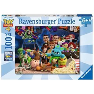 "Ravensburger (10408) - ""Toy Story 4"" - 100 pièces"