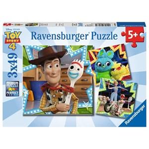 "Ravensburger (08067) - ""Toy Story 4"" - 49 pièces"