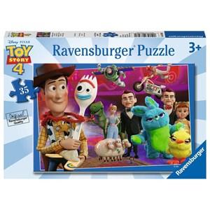 "Ravensburger (08796) - ""Toy Story 4"" - 35 pièces"