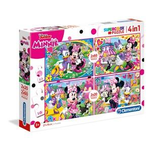 """Clementoni (07615) - """"Minnie"""" - 20 60 pièces"""