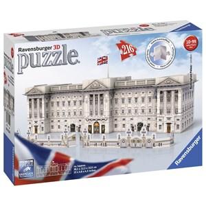 "Ravensburger (12524) - ""Buckingham Palace"" - 216 pièces"
