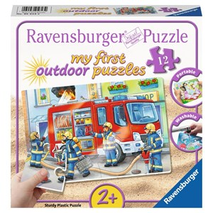 """Ravensburger (05613) - """"My First Outdoor Puzzles"""" - 15 pièces"""