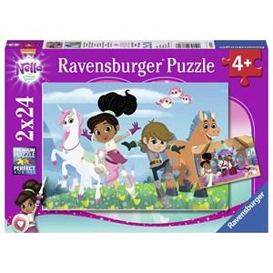 "Ravensburger (07831) - ""Nella The Princess Knight"" - 24 pièces"
