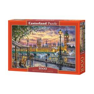 "Castorland (C-104437) - ""Inspirations of London"" - 1000 pièces"