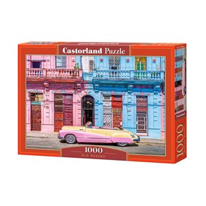 "Castorland (C-104550) - ""Old Havana"" - 1000 pièces"