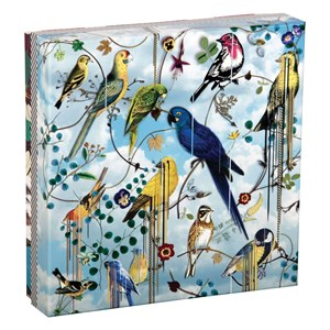 "Chronicle Books / Galison (9780735356481) - Christian Lacroix: ""Birds Sinfonia"" - 250 pièces"