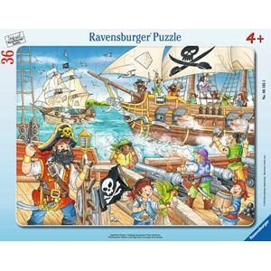 "Ravensburger (06165) - ""Pirates"" - 36 pièces"