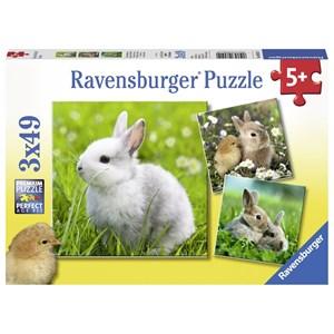 "Ravensburger (08041) - ""Lapin Mignon"" - 49 pièces"