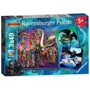 "Ravensburger (08064) - ""Dragon"" - 49 pièces"