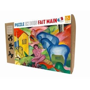 """Puzzle Michele Wilson (S160-24) - Franz Marc: """"The Dream"""" - 24 pièces"""