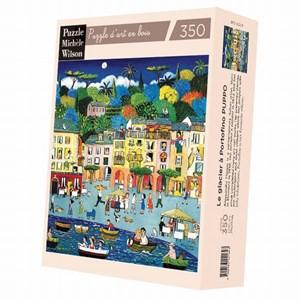 """Puzzle Michele Wilson (A737-350) - Alessandra Puppo: """"Portofino"""" - 350 pièces"""