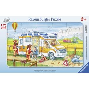"Ravensburger (06170) - ""Ambulance"" - 15 pièces"