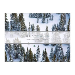 """Chronicle Books / Galison (9780735357228) - Gray Malin: """"The Snow"""" - 500 pièces"""