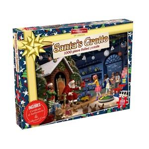 "Waddingtons (5036905033244) - ""Santa's Grotto"" - 1000 pièces"
