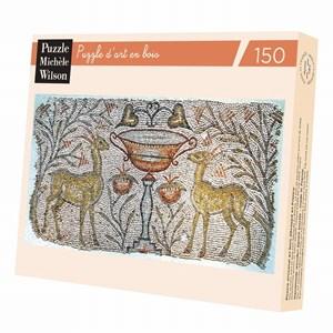 """Puzzle Michele Wilson (A658-150) - """"Les Gazelles"""" - 150 pièces"""