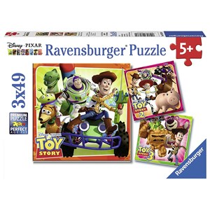 "Ravensburger (08038) - ""Toy Story"" - 49 pièces"
