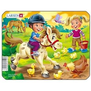 "Larsen (Z11-3) - ""Horse"" - 9 pièces"