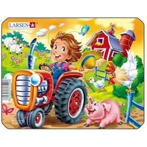 "Larsen (Z11-2) - ""Farmkids"" - 9 pièces"