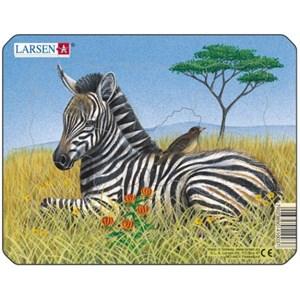 "Larsen (M9-3) - ""Zebra"" - 9 pièces"