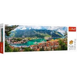 "Trefl (29506) - ""Kotor, Montenegro"" - 500 pièces"