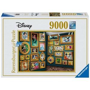 """Ravensburger (14973) - """"Disney Museum"""" - 9000 pièces"""