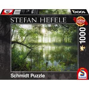 "Schmidt Spiele (59670) - Stefan Hefele: ""Homeland Jungle"" - 1000 pièces"